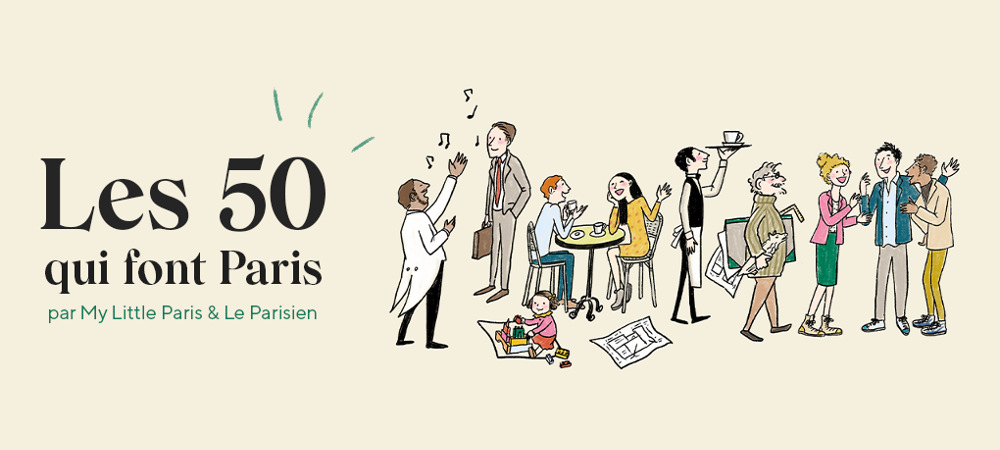 50 raisons de rester à Paris